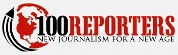 100Reporters Logo