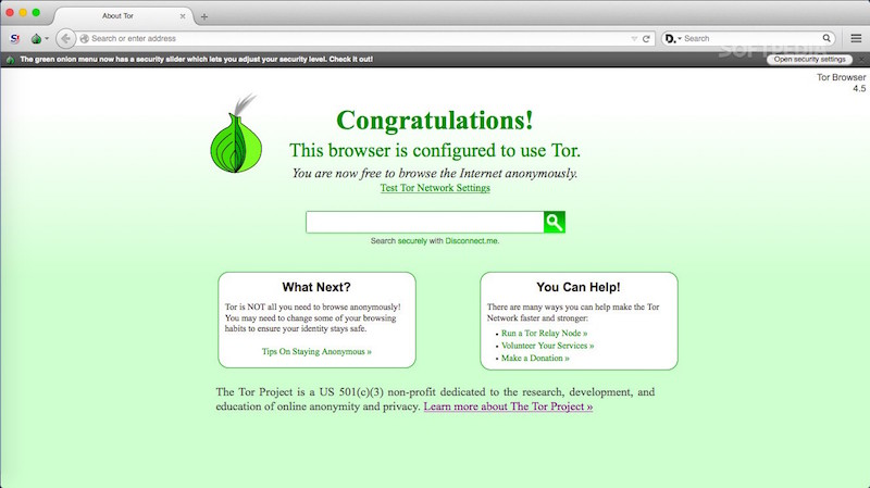 How to download, install and connect to tor(the onion router.