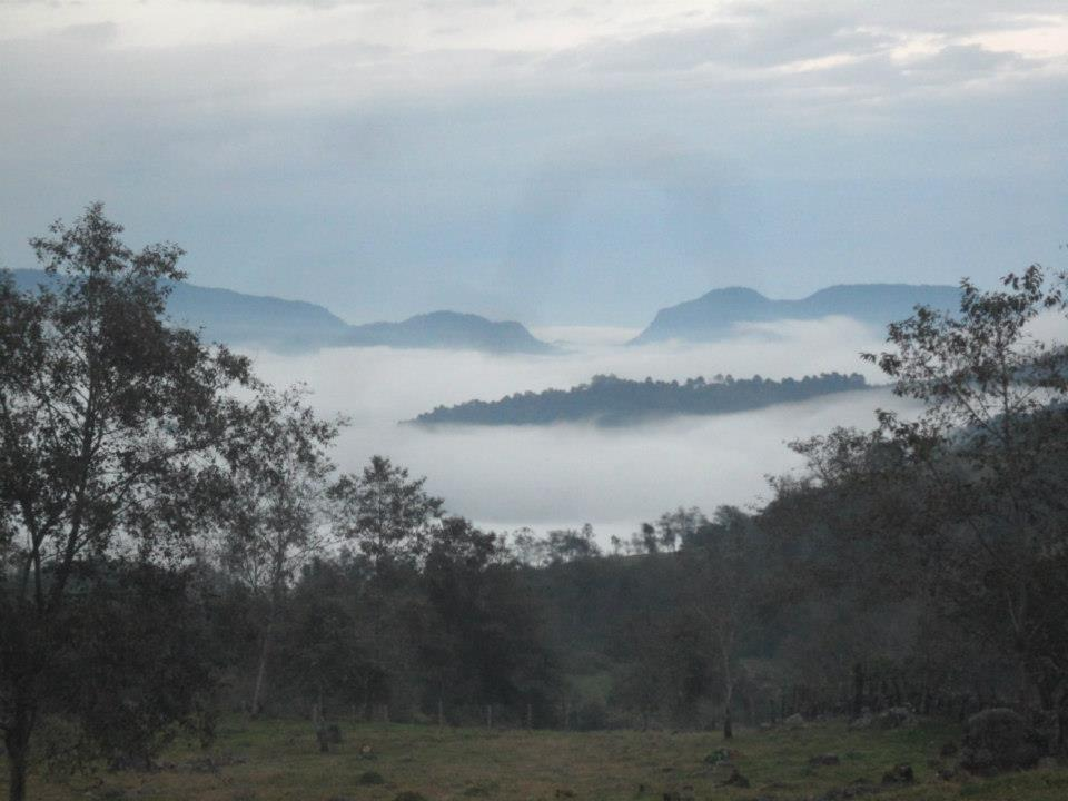 Tenango Mar de nubes 1